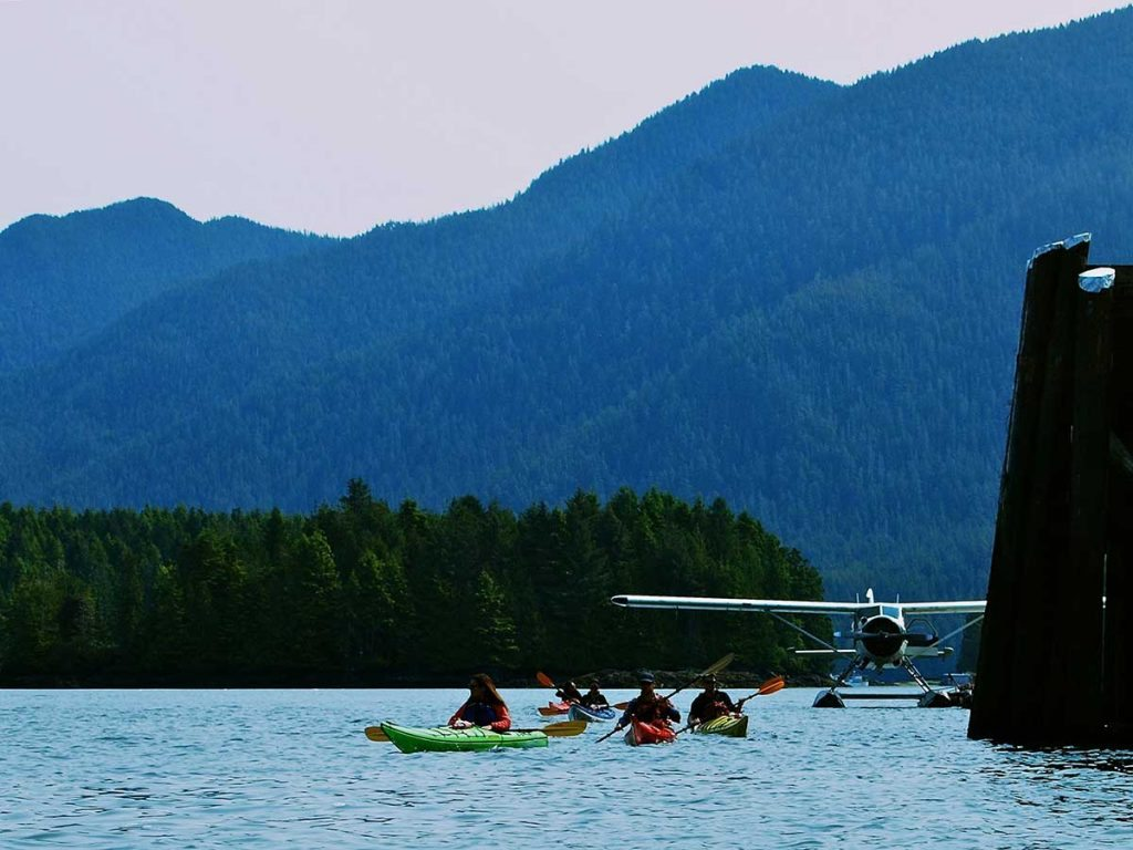 Tofino Kayak Tours