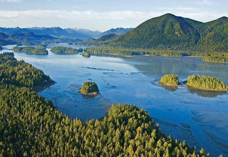 Kayaking Tours BC